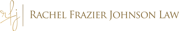 Rachel Frazier Johnson Arizona Law Gold Logo