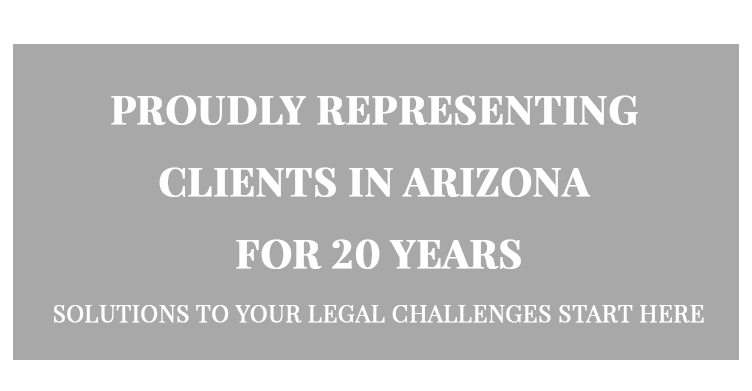 Legal Solutions Provider for Families and Businesses in Arizona